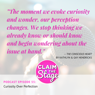 curiosity-perfection-conscious-heart-hendricks-claimthestage-podcast