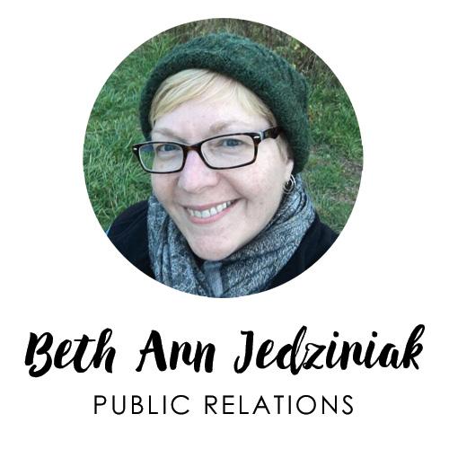Beth Ann Jedzinia, Public Relations