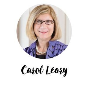 Carol Leary, Advisor Board, Speaker Sisterhood