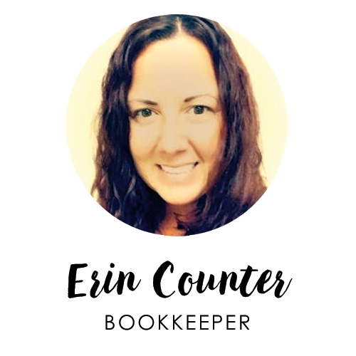 Erin Counter, Bookkeeper