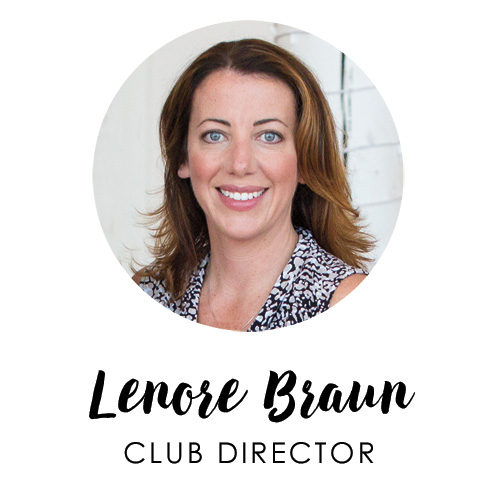 Lenore Braun, Club Director