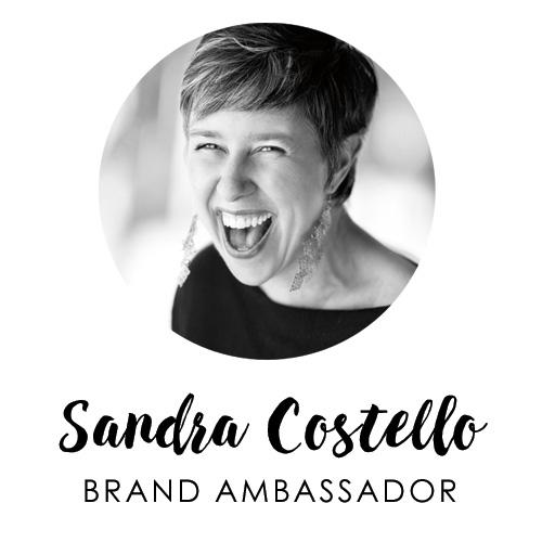 Sandra Costello, Brand Ambassador