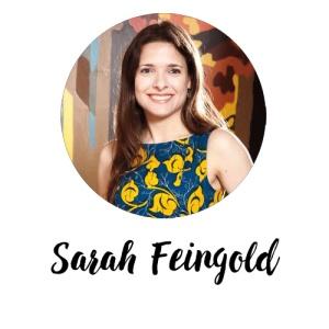 Sarah Feingold, Advisor Board, Speaker Sisterhood