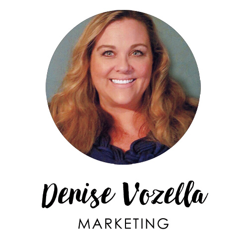 Denise Vozella, Marketing