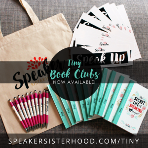 Tiny Book Clubs Now Available