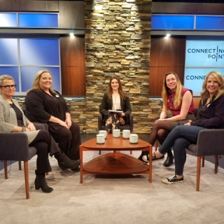 wgby-connectingpoint-whmp-speakersisterhood-womens-truth-jill-denise-angela-becky