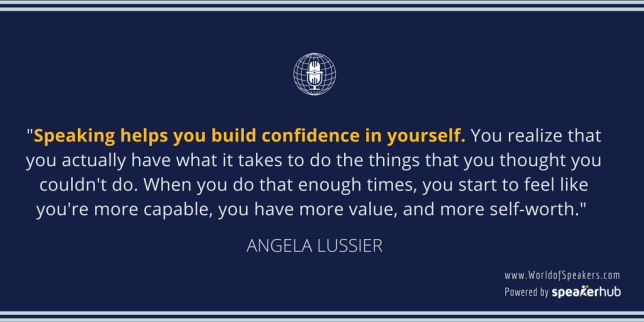 worldofspeakers-angela-lussier-confidence-woman-speaker