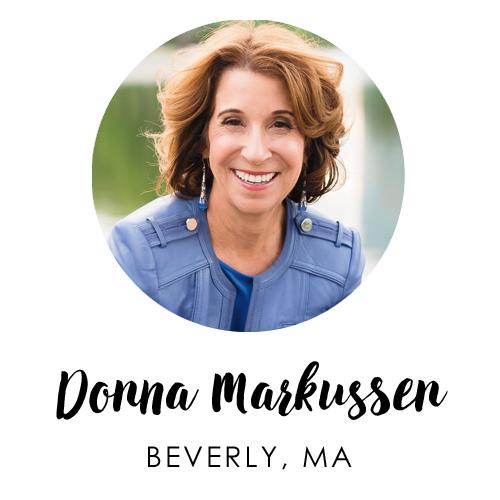 Donna Markussen, Beverly, MA