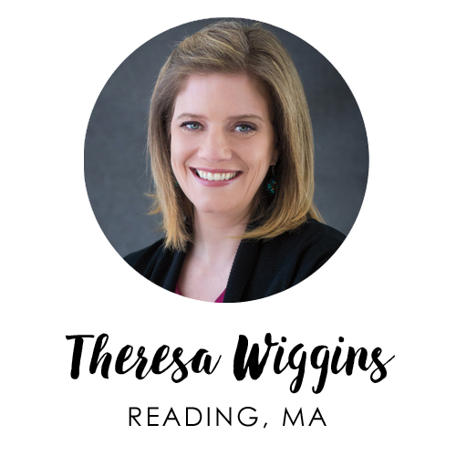 Theresa Wiggins, Reading, MA